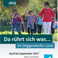 """Da rührt sich was..."" April - September 2017"